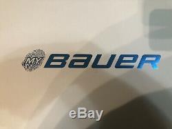 Nouvelle Marque Bauer Vapor 1x Senior Pro Stock Stock Patins À Roulettes Taille 10d