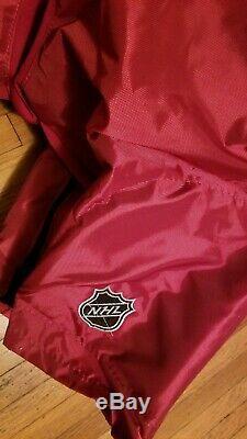 Nwt Principal Mens Bauer Pantalons De Hockey Sur Glace Ceinturon Shell Red Phoenix Coyotes XL
