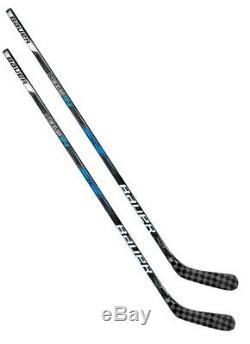 Pack De 2 Bâtons De Hockey Sur Glace Bauer Nexus 1n Saison 2016 Sénior Flex