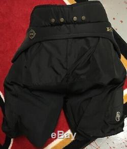 Pantalon De Gardien De But De Hockey Sur Glace Koho Senior Pro Stock, Vintage Sénateurs D'ottawa