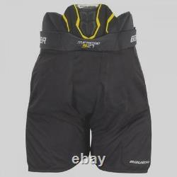 Pantalon De Hockey Sur Glace Bauer Supreme S19 S27 Senior Black