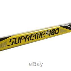 Paquet De 2 Bauer Supreme S180 Saison 2017 Bâtons De Hockey Sur Glace Senior Flex