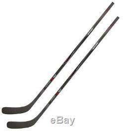 Paquet De 2 Bauer Vapor X90 Hockey Sur Glace Sticks Principal Flex