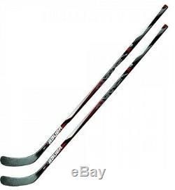 Paquet De 2 Bauer Vapor Xte Hockey Sur Glace Sticks Principal Flex