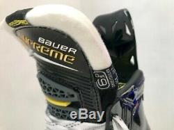 Patin De Hockey Senior Bauer Supreme 2 Pro 6.5 D (monté Sur Glace Pour Une Session Sur Glace)