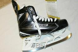 Patins Bauer Supreme S180 Senior Pour Hockey Sur Glace Neuve - 7.5 Ee