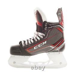 Patins De Hockey Sur Glace Senior Ft390 De CCM Jetspeed, Patins Ccm, Patins À Glace
