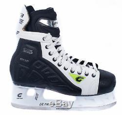Patins De Hockey Sur Glace Seniors Graf Ultra G70 Noir / Blanc
