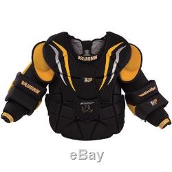 Protecteur De Poitrine / Protège-bras Pour Gardien De But De Hockey Sur Glace Vaughn V7 Xf Pro Senior Xs