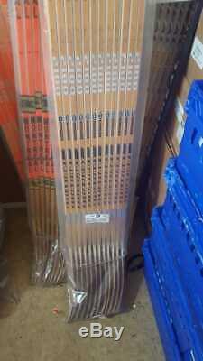 Rouleau De Glace Pas Cher Inline Hockey De Rue Baguettes En Bois Bundles 12, 6 Ou Bâton Unique