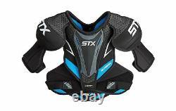 Stx Chirurgien De Hockey Sur Glace Rx3.1 Épaule Senior Grand Blanc/bleu