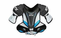 Stx Chirurgien De Hockey Sur Glace Rx3 Épaule Senior Pad Petit Blanc/bleu
