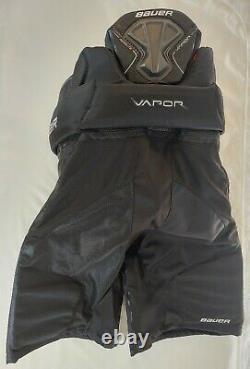 T.n.-o. Bauer Vapor Black Apx 2 Pantalon Senior De Hockey Sur Glace Lrg Hockey En Ligne Rtl 180 $