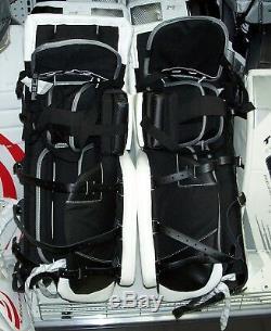 Tron Mega Goalie Jambières De Hockey Sur Glace Et Hockey Sur Patins Senior 35 + 1
