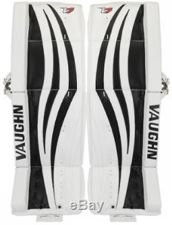Vaughn V7 Xr Pro Carbon Sr / Haute Jambières Gardien De But De Hockey Sur Glace