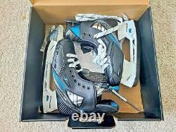 Véritable Tf9 Hockey Sur Glace Patins Principal Taille 7.0