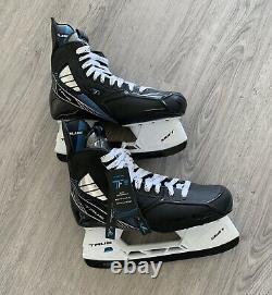 Vrai Tf9 Patins De Hockey Sur Glace Taille Sr 11.0r