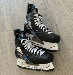 Vrai Tf9 Patins De Hockey Sur Glace Taille Sr 8.5r