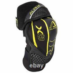 Warrior Alpha Qx Elbow Pads Taille Senior, Protecteur Professionnel De Coude De Hockey Sur Glace