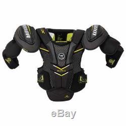 Warrior Alpha Qx Principal De Hockey Sur Glace Protège-épaules, Protecteur D'épaule À Roues Alignées