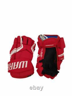 Warrior Covert Qre Team Senior Ice Hockey Gloves, Gants De Hockey En Ligne