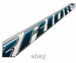 Warrior Diablo Blue Pro Stock Senior Composite Hockey Stick, Hockey Sur Glace, Rouleau